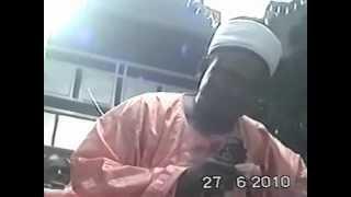 preview picture of video 'Sheikh Abduljabbar Nasir Kabara Part 3'