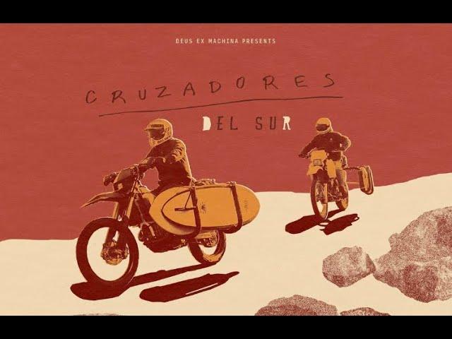 Cruzando la frontera, Motos y Surf en una aventura real