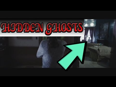 Hidden Ghosts in 'Insidious'