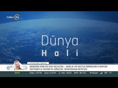Selim Atalay ile Dünya Hali (06.07.2018)