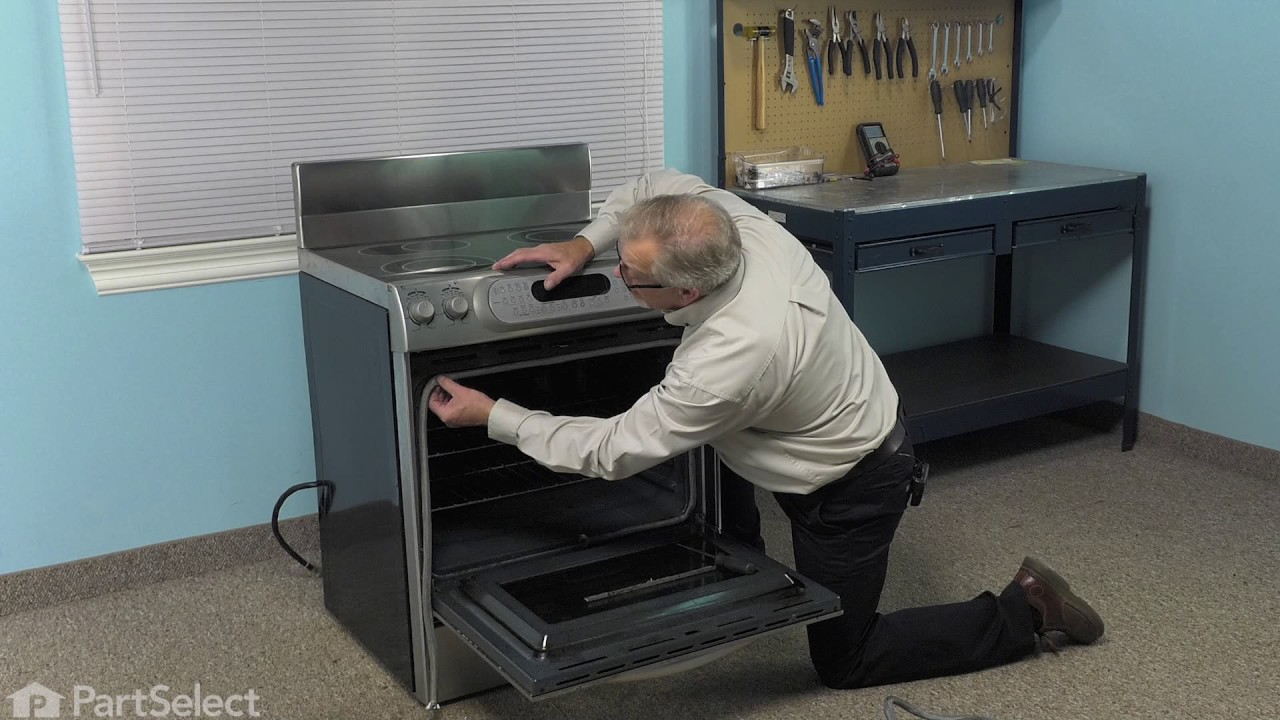Replacing your KitchenAid Wall Oven Oven Door Gasket