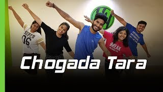 Chogada Tara - Loveyatri | Zumba Fitness | HY Dance Studios | Darshan Raval  Asees Kaur