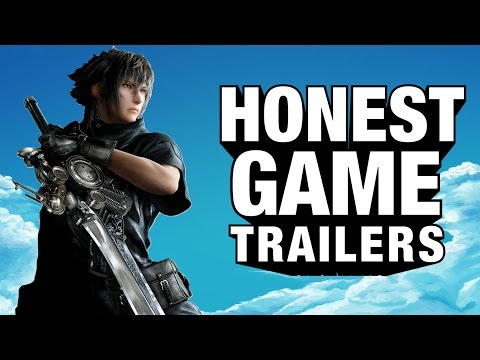 Honest Trailers Reminds Us How Weird Final Fantasy 15 Is