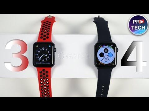 Детальное сравнение Apple Watch 4 и Apple Watch 3: скорость, железо, дизайн, нюансы