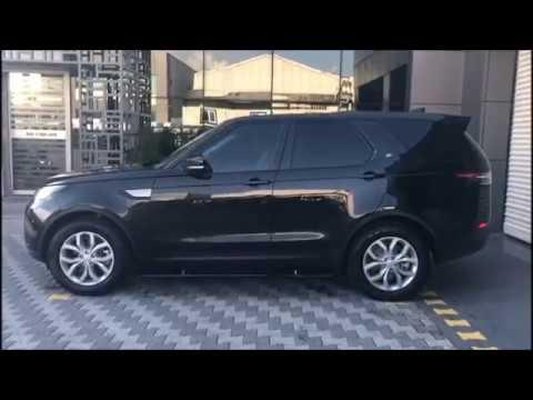 Land Rover Discovery T-Max E-Board