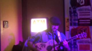 Damien Rice Lonely Soldier cover by Scott J live