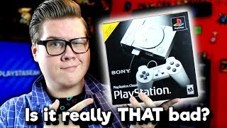PlayStation Classic Review - The Return of Playstasean! | Nintendrew