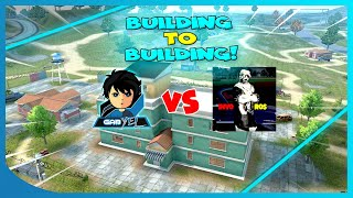 GABYEL VS INVO! Friendly Custom Game with INVO! (Rules Of Survival)