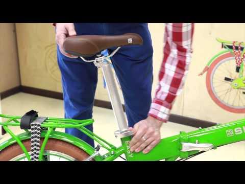 Смотреть видео Велосипед Shulz Easy (2019)