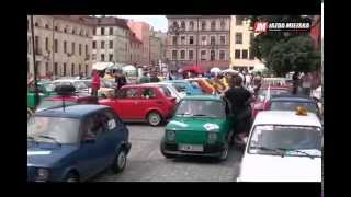 preview picture of video 'IX Ogólnopolski Zlot Fiata 126p Toruń 2012'