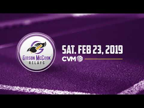 GIBSON RELAYS - TEASER - FEBRUARY 23, 2019