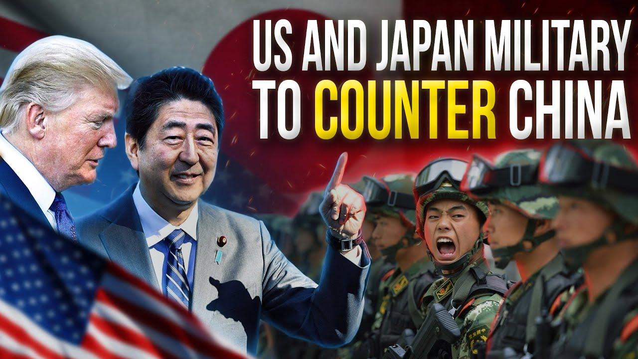 US-Japan Military Drill to Counter China thumbnail