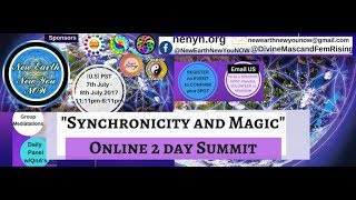 Synchronicity and Magic Summit