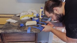 How to DIY Laminate Countertops (Formica 180fx) ✔