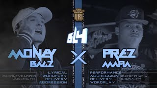 PREZ MAFIA VS MONEY BAGZ SMACK/ URL RAP BATTLE | URLTV