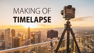 How we made a flow motion timelapse film