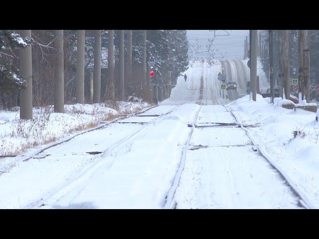 Ангарский трамвай сокращает количество маршрутов