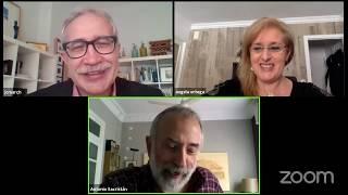 Entrevista Antonio Sacristán y Ángela Ortega