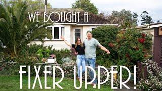 We Bought A Fixer Upper! | Budget DIY | House Renovations