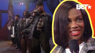 "Xscape Perform ""Just Kickin' It"" On Soul Train & Talk How They Got Discovered 