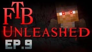 Starting AE Storage | FTB Unleashed | Ep.9