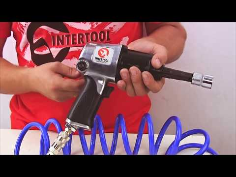 INTERTOOL PT-1103 Видеообзор
