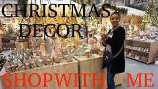 CHRISTMAS DECOR SHOP WITH ME 🌲⛄ የገና ዲኮሬሽን ዋጋው እና ሱቅ አብረን እንዙር 🌲 🌲