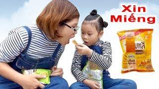 Trò Chơi Đi Xin Bánh Ngũ Cốc ❤ Susi kids TV ❤