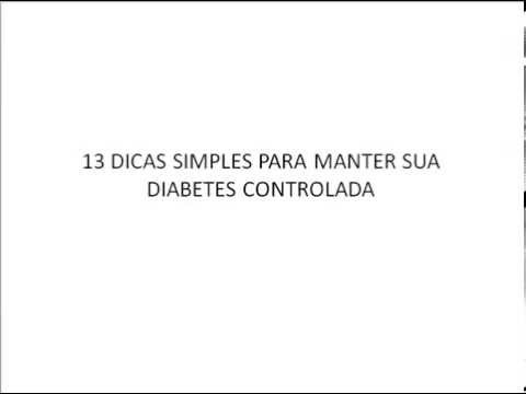 Massa pode ter diabetes tipo 2