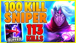 100 Kills in ONE game - BunnyFuFuu| League of Legends