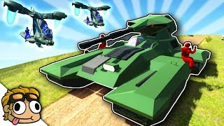 NEW HALO VEHICLE MODS! | Ravenfield Weapon and Vehicle Mod Beta Gameplay
