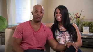 """Celebrity Wife Swap"" CeCe Peniston & Kellie Williams - Producer: Cordell Capone"