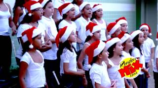 Coral Da Escola De Música De Rondon Se Apresenta No Hospital E Maternidade São José