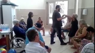 Projeto Envelhecimento Jovem - FISIOTERAPIA EM GRUPO