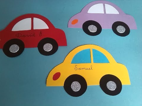 Coches... Ideas para Decorar!!!