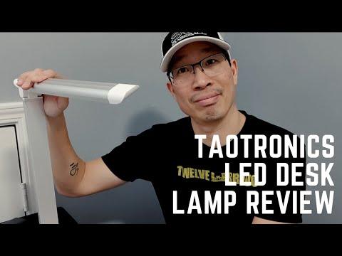 TaoTronics LED Desk Lamp - worth 40 bucks?
