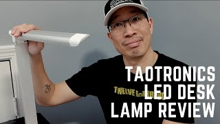 TaoTronics LED Desk Lamp - worth 40 bucks?