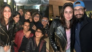 Kareena Kapoor & Aamir Khan PARTY Together On Set Of NEW Movie Laal Singh Chaddha