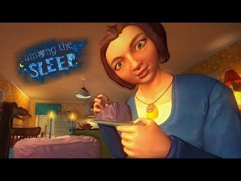 ¿DÓNDE  ESTÁ MI MAMÁ? - Among the Sleep Enhanced Edition #2 (Horror Game)
