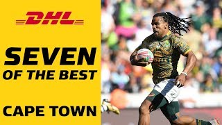 Seven awesome tries from Cape Town Sevens