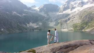 preview picture of video 'katora Lake (Kumrat Valley)'