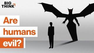 Are humans evil? Rutger Bregman on 'veneer theory' | Big Think