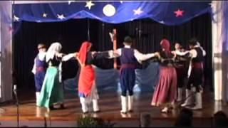 Cretan traditional dances by Eugenia Adamopoulou