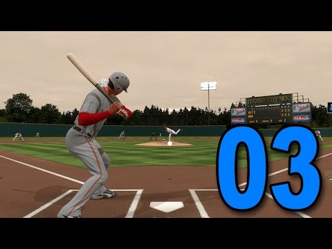 MLB 17 Road to the Show - Part 3 - WE'RE HOT!!