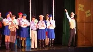 Candy Man Song Willy Wonka Jr.