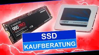 Die PERFEKTE SSD für dein PC-System! | SSD - Kaufberatung 2021