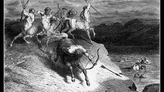 Dante's Inferno Cantos XI-XIII