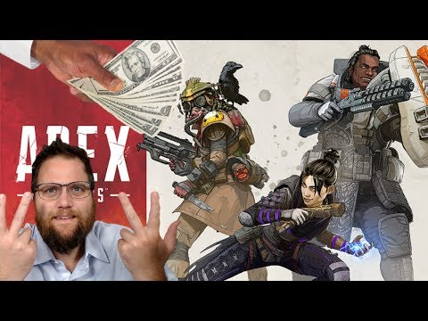 EA Was So Bad For Business Apex Legends Secretly Launched