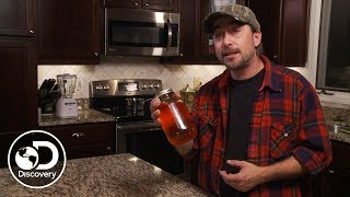 Drinking a Jar Full of Christmas   Christmas With the Moonshiners