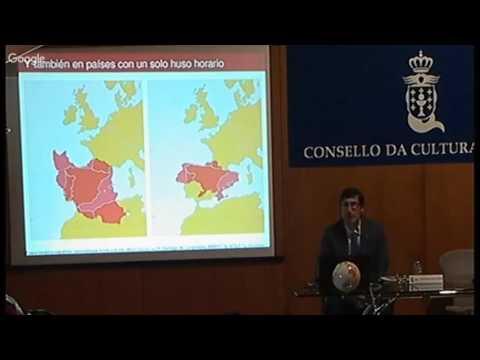 Fusos e horarios españois: racionalidade fronte a lenda
